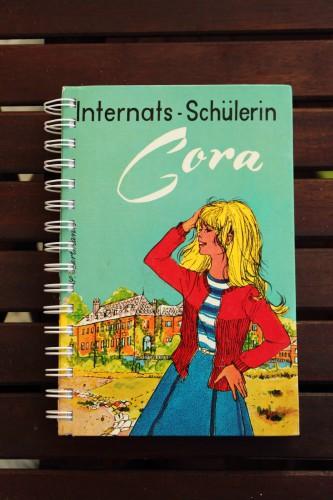 Notizbuch Cora