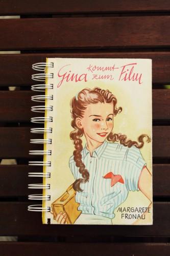 Notizbuch Gina
