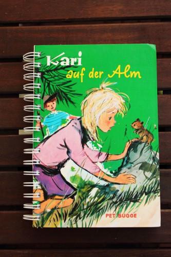 Notizbuch Kari