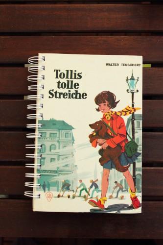 Notizbuch Tolli